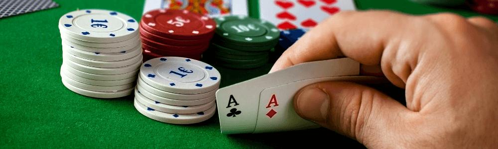 فما هي لعبة البوكر