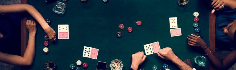تعلم طريقة لعب البوكر