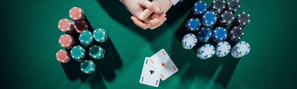 لاعبو لعبة البوكر اونلاين