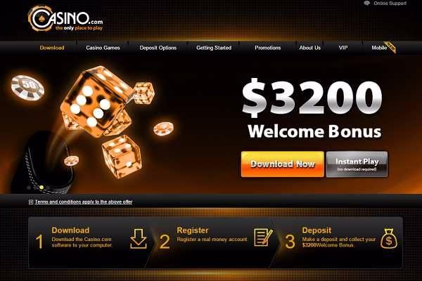 ألعاب Casino com