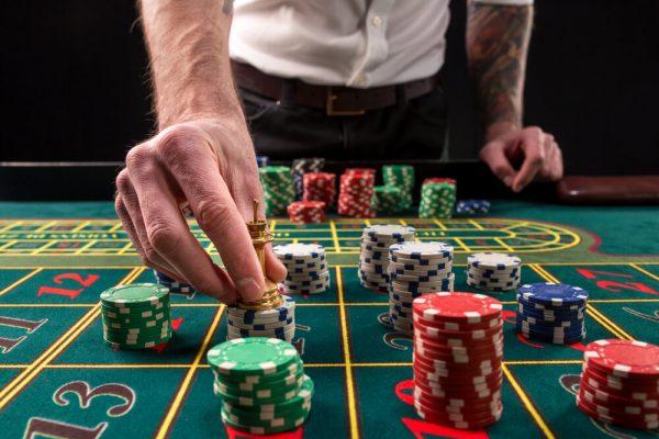 اللعب في Regent casino